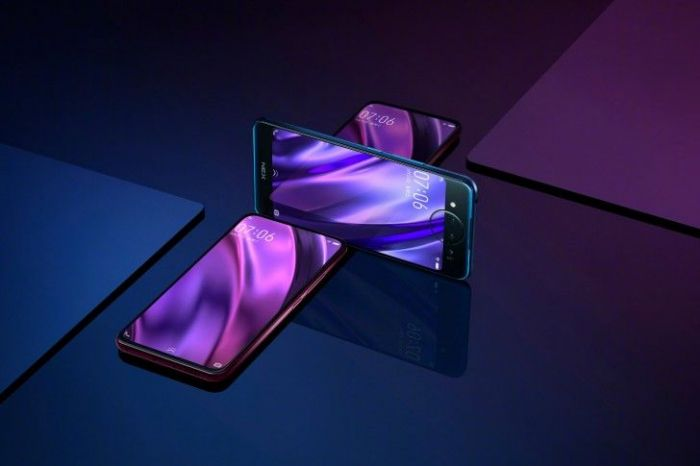 Vivo NEX с двумя дисплеями показали на качественных рендерах – фото 1