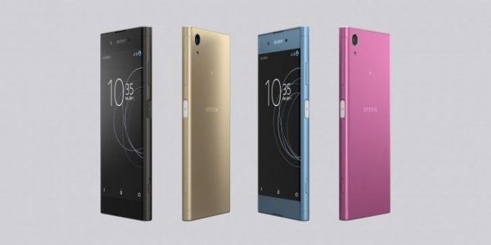 Sony Xperia XA1 Plus — новинка из среднего ценового сегмента – фото 1