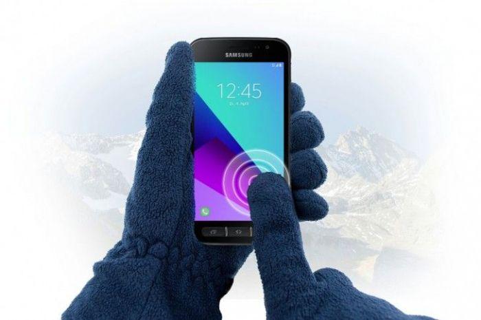 Защищенный Samsung Galaxy Xcover 4 официально представлен – фото 1