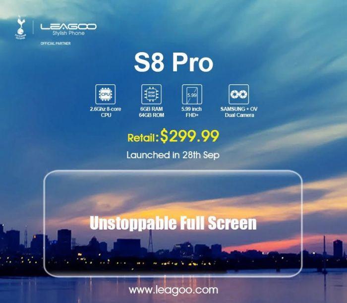 Leagoo S8 и S8 Pro — претенденты на звание безрамочных любимчиков – фото 3
