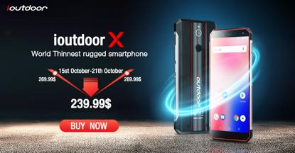 Защищенный смартфон Ioutdoor X продают со скидкой – фото 1