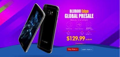 Bluboo Edge открывает линейку смартфонов производителя с изогнутым дисплеем – фото 2