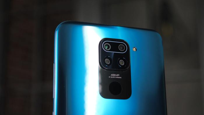 Redmi Note 9 камеры