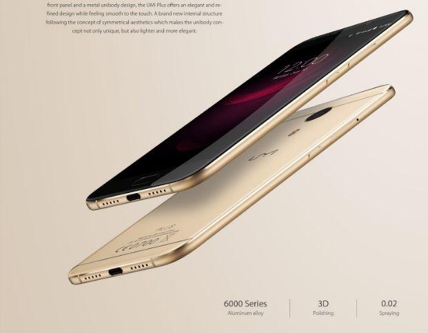 UMi Plus с процессором Helio P10 и 4 ГБ ОЗУ представят на IFA 2016 в один день с iPhone 7 – фото 3