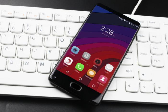 UHANS MX обещает стать самым доступным безрамочным смартфоном – фото 2