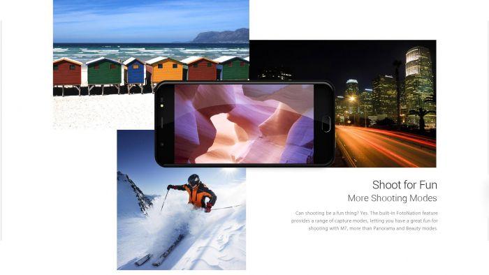На создание Leagoo M7 с двойной камерой вдохновил iPhone 7 Plus – фото 3