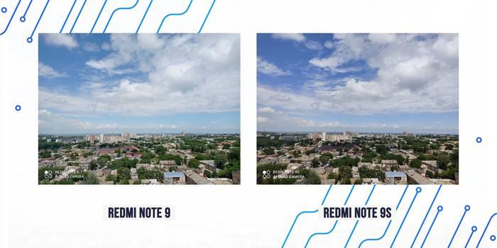 Redmi Note 9 дневное фото1