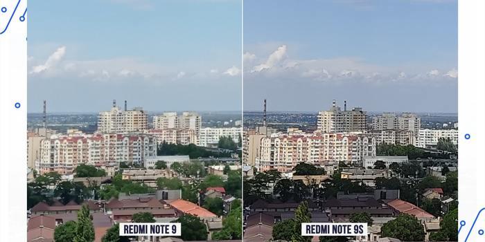 Redmi Note 9 дневное фото 2