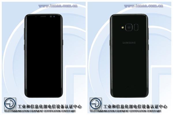 Samsung Galaxy S8 Lite сертифицирован в Китае – фото 3