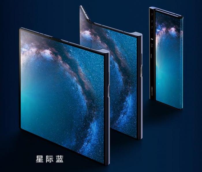 Цена Huawei Mate X в Китае и общий тираж гибкого мобильника – фото 2