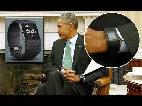 Fitbit Surge – фитнес-браслет, который предпочел Барак Обама – фото 2
