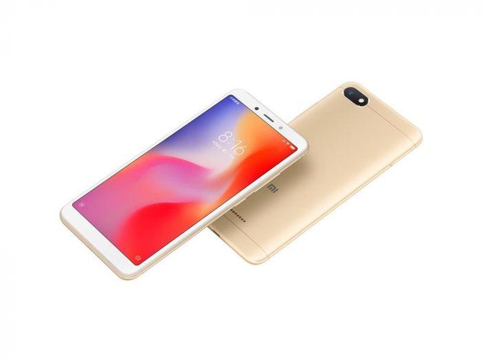 Представлен Xiaomi Redmi 6A: ультрабюджетка до $100 на MediaTek – фото 2
