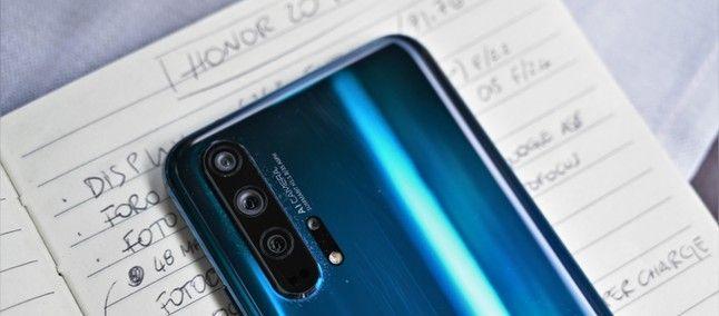 Honor 20 Pro выйдет на глобальный рынок – фото 1