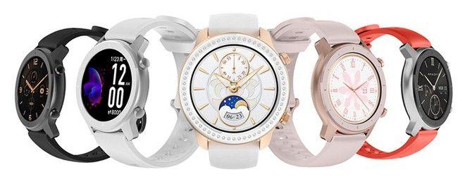 Huami Amazfit GTR - умные часы с продолжительным временем работы