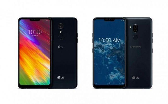 LG G7 One и LG G7 Fit — упрощенные версии LG G7 на базе Snapdragon 835 и Snapdragon 821 – фото 1