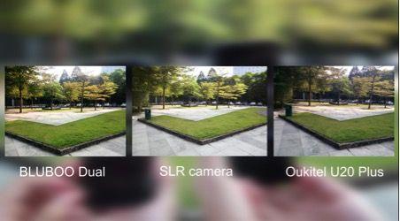 Bluboo Dual и Oukitel U20 Plus: видео сравнение бюджетников с двумя тыльными камерами – фото 2