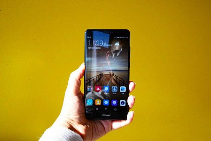 Huawei Mate 9 теперь и в черном цвете – фото 1