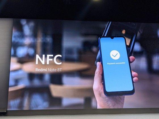 Представлен Redmi Note 8T: тот же Redmi Note 8, но с NFC – фото 1