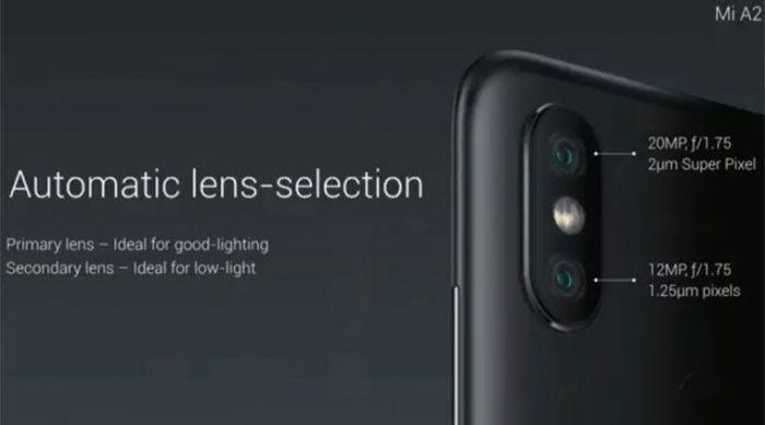 Дебют Xiaomi Mi A2 и Mi A2 Lite: дуэт на «чистом» Android – фото 6