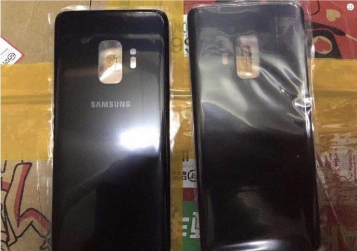 Задняя панель Samsung Galaxy S9 на фото и объявлена емкость аккумулятора флагмана – фото 1