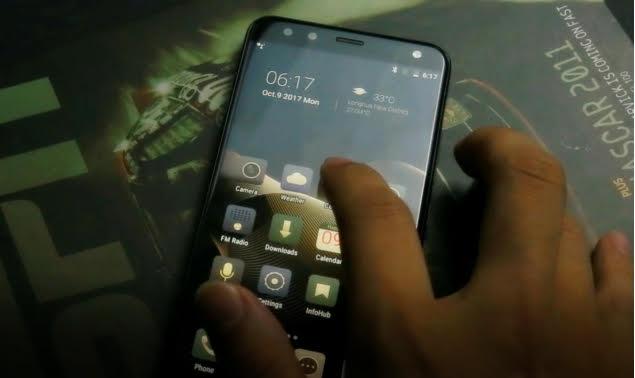 Leagoo S8 показали на видео – фото 2