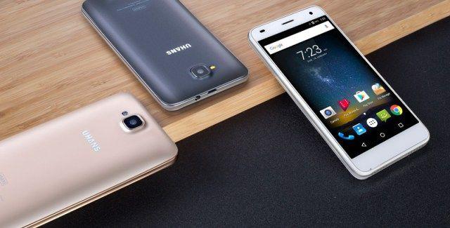 Uhans H5000 - бюджетный долгоиграющий смартфон с батареей на 5000 мАч, 3 ГБ ОЗУ и неплохими камерами – фото 2