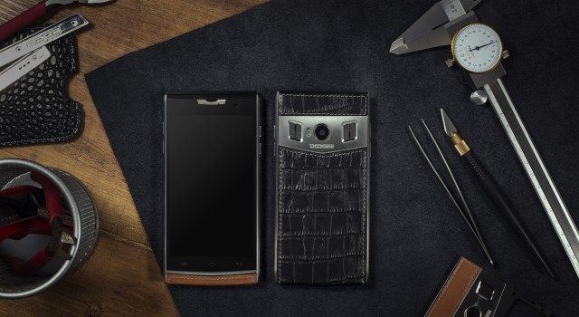 Doogee T3 – имиджевый смартфон с двумя дисплеями как у LG V10 – фото 1