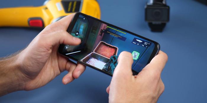Обзор Redmi Note 9 Pro с NFC и камерой на 64 Мп - настоящий хит 2020 – фото 8