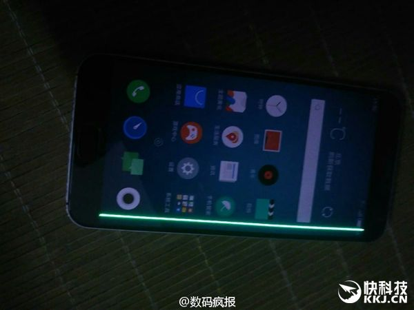 Meizu MX6 Edge или Pro 6 Edge получит изогнутый как у Vivo Xplay 5 дисплей – фото 1