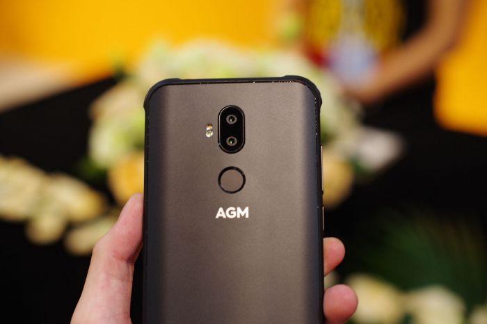 Анонс AGM X3: мощный флагман в камуфляже – фото 2