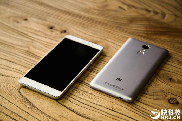 Свежие подробности о топовой версии Xiaomi Redmi Note 3 – фото 1