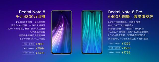 Анонс Redmi Note 8 и Redmi Note 8 Pro: обновленные хиты с квадрокамерами – фото 9
