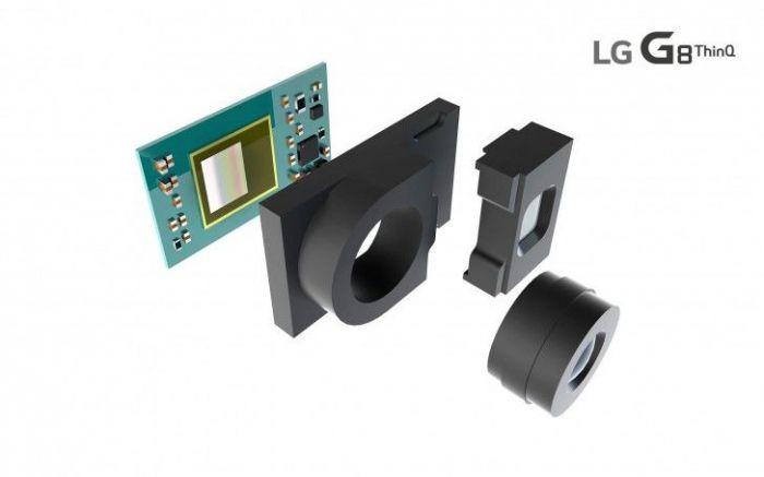 LG G8 ThinQ сдвоенную фронталку и один из датчиков 3D ToF – фото 1