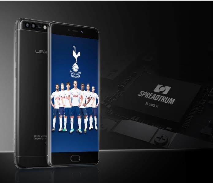 Leagoo T5c — станет первым смартфоном с чипом Spreadtrum SC9853i – фото 1