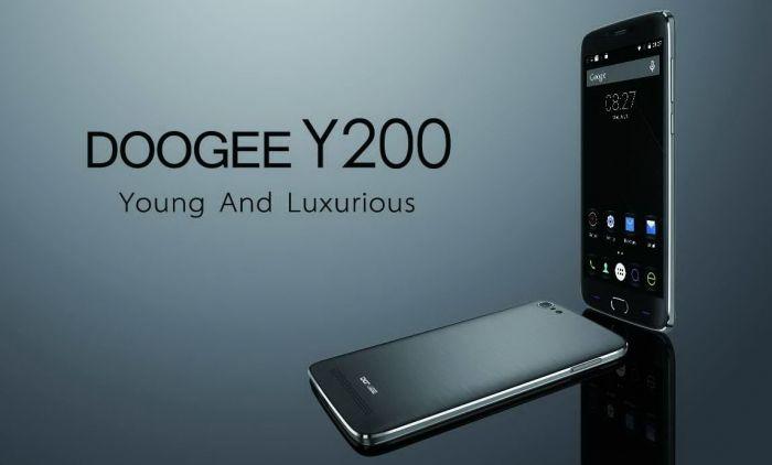 Распродажа Doogee Y200 с памятью 2/32 ГБ и сканером отпечатков пальцев за $126.99 – фото 3