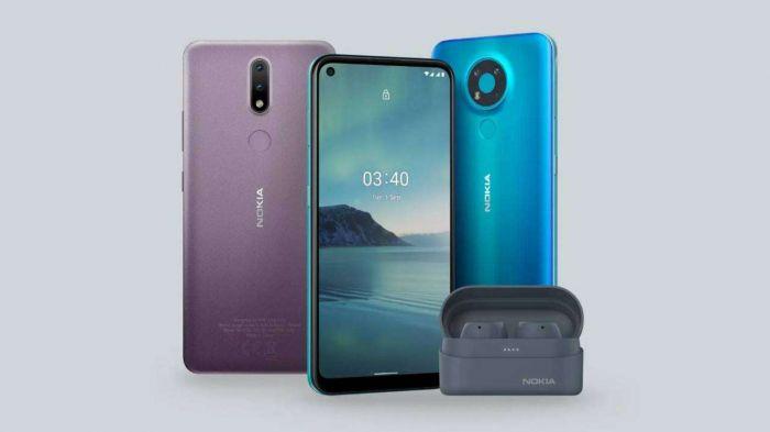 Дебютировали Nokia 2.4 и Nokia 3.4: бюджетники с чистым Android – фото 1