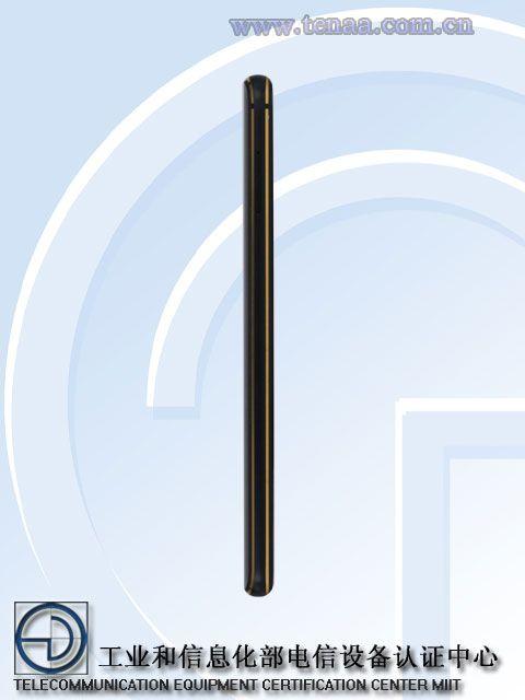 Смартфон Nubia NX589J сертифицирован в TENAA, и он не «полноэкранный» – фото 3