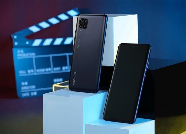 Анонс ZTE Axon 11: 5G-смартфон среднего уровня