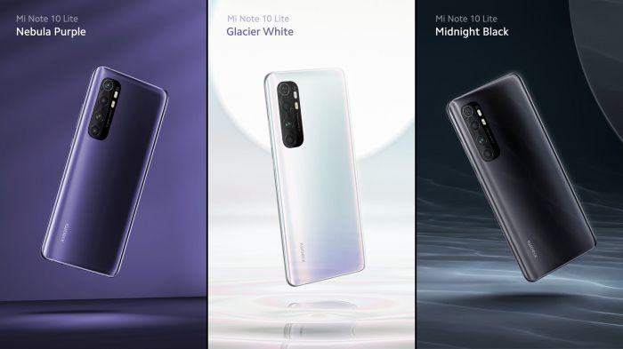 Дебют Xiaomi Mi Note 10 Lite: обновленный дизайн, проще камера и ниже ценник – фото 2