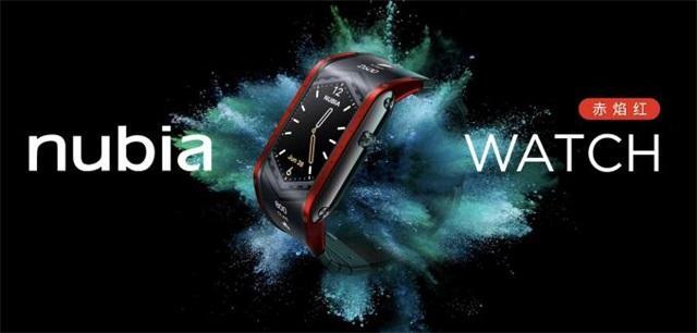 Смарт-часы Nubia Watch: гибкий дисплей, функционал смартфона и фитнес-трекера – фото 6