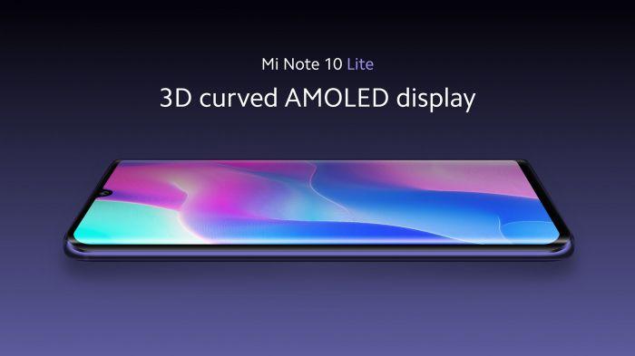 Дебют Xiaomi Mi Note 10 Lite: обновленный дизайн, проще камера и ниже ценник – фото 1