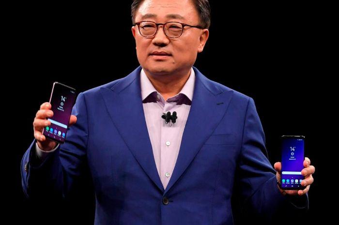 Samsung Galaxy Note 9 может получить усовершенствованный сканер радужки глаза – фото 2