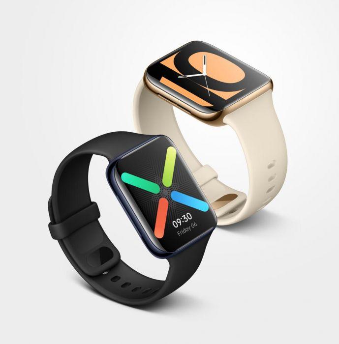 Oppo Watch с WearOS и быстрой зарядкой выходят на глобальный рынок – фото 1