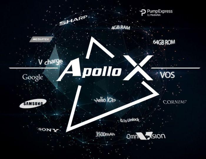 Vernee Apollo X станет самым доступным флагманом с 64 Гб ПЗУ – фото 3