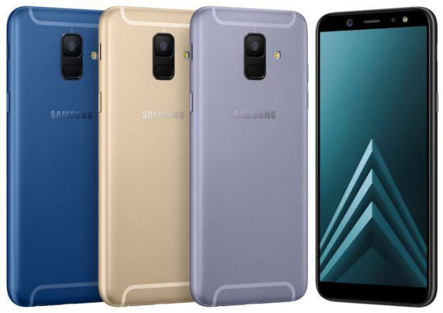 Samsung Galaxy P30 дебютирует как Samsung Galaxy A6s – фото 1