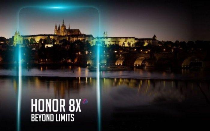 Honor 8X будут продавать за пределами Китая – фото 1