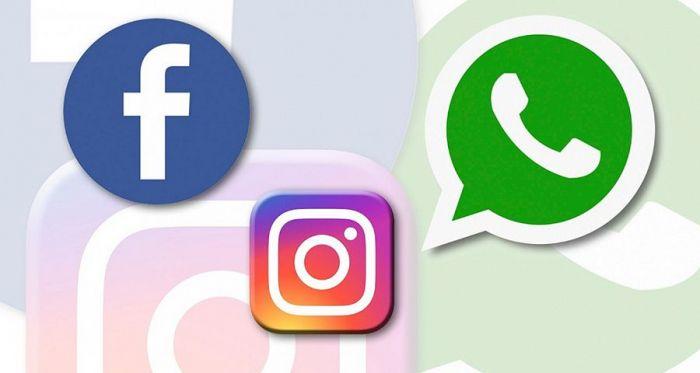 Фейсбук планирует переименовать социальная сеть Instagram иWhatsApp