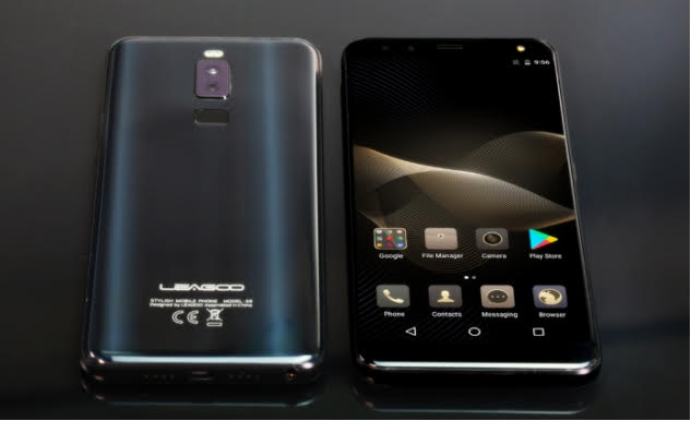 Leagoo S8 показали на видео – фото 1