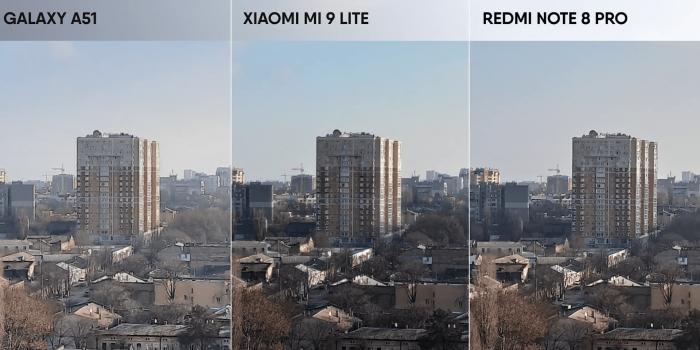 Обзор Samsung Galaxy A51 – апгрейд забыли положить… – фото 9