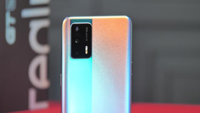 Realme GT Neo модуль камер